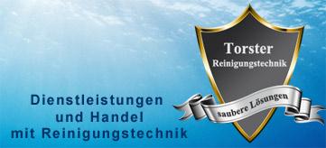 Logo Torster Reinigungstechnik